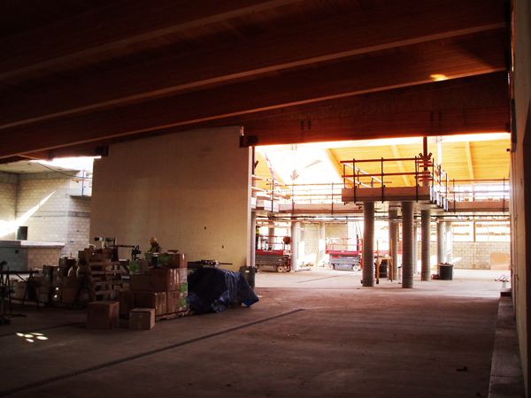 Overhead widening, Pismo, Structural Engineering
