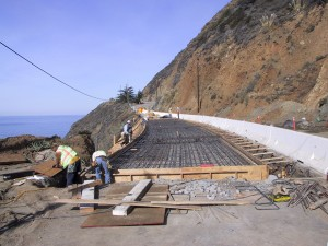 Big Sur, Highway 1, Structural Engineering